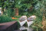 Elegante-Kanus-für-Braut-und-Bräutigam