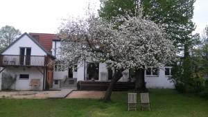 Heiraten im Mai im Haus am See Dobbrikow