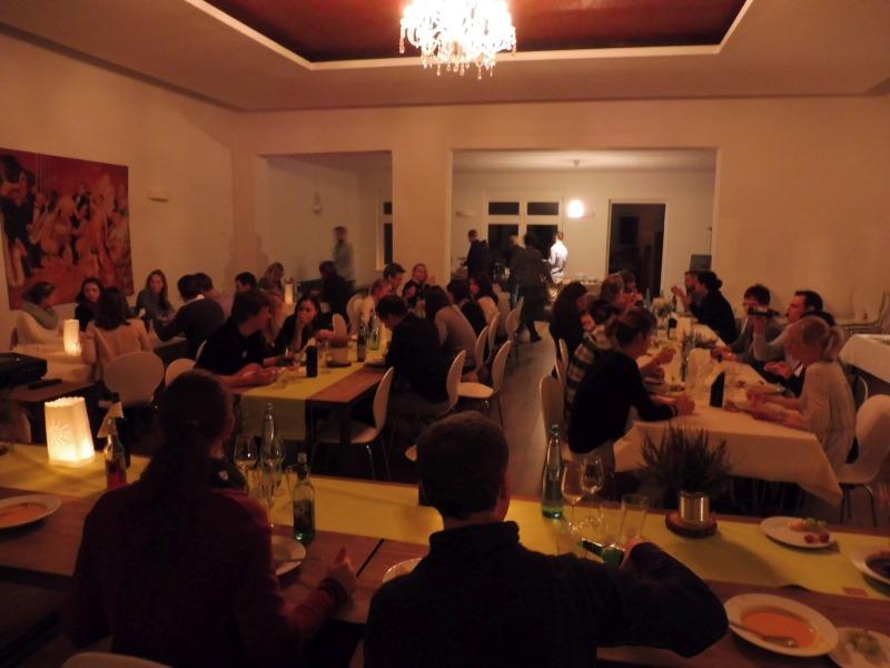 Hochzeitspaarabend 2015