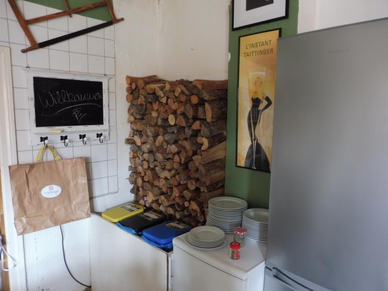Holz-in-der-Küche