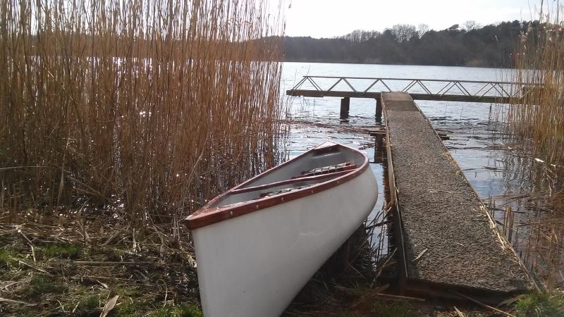 Die zwei neuen Kanus von http://kanucooltouren.de/