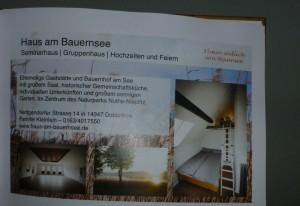 Kitachronik Kita Veruschka Wannsee