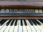 Hochzeit Klavier am See