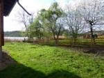 Neuer Zaun Haus am Bauernsee