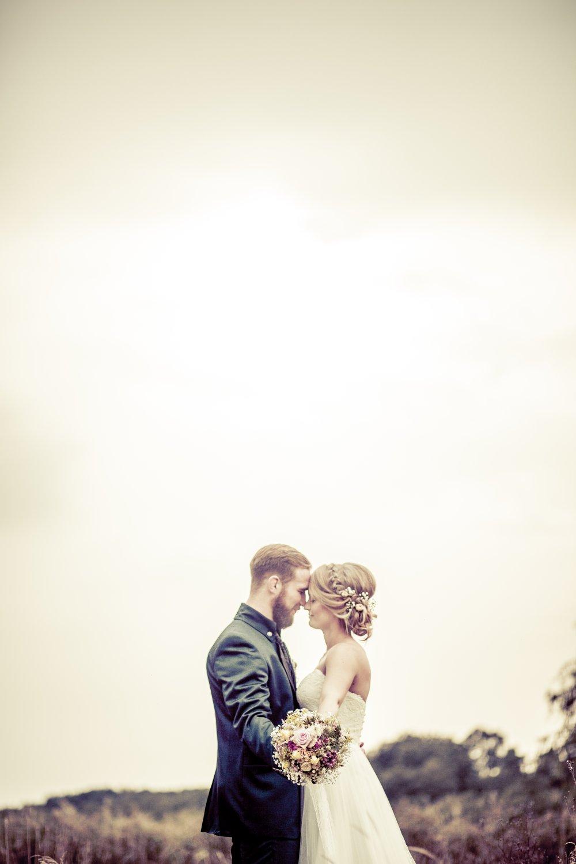 Paar vor der Bauernsee