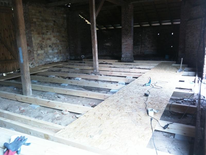 Umbau Scheune Haus am Bauernsee