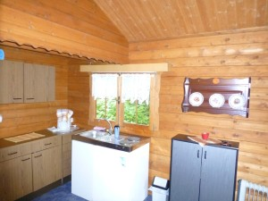 Ferienhaus mieten im Wald Dobbrikow