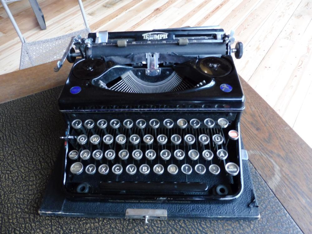 Schreibmaschine Standesamt