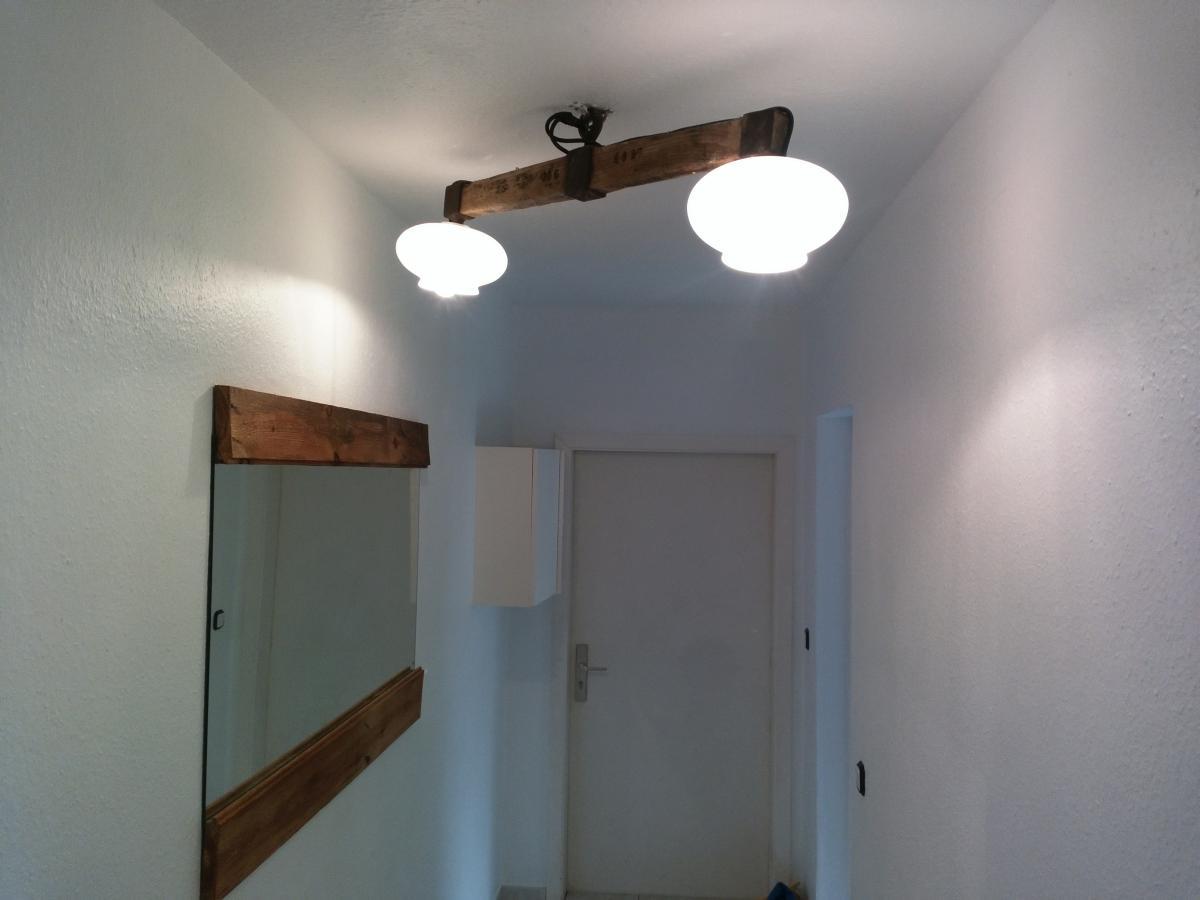 Gespann-Lampe-Selbstbau