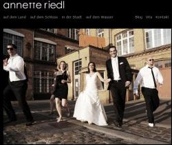 Hochzeitsfotograf Berlin Annette Riedl