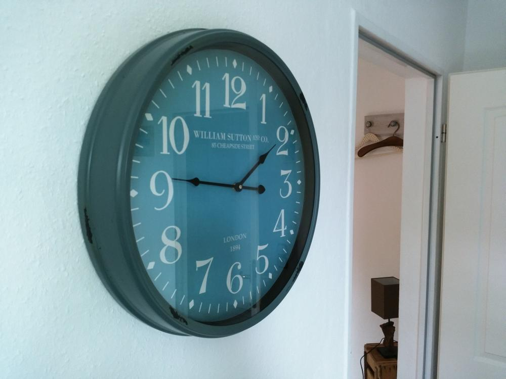 Küche-Uhr-seehaus