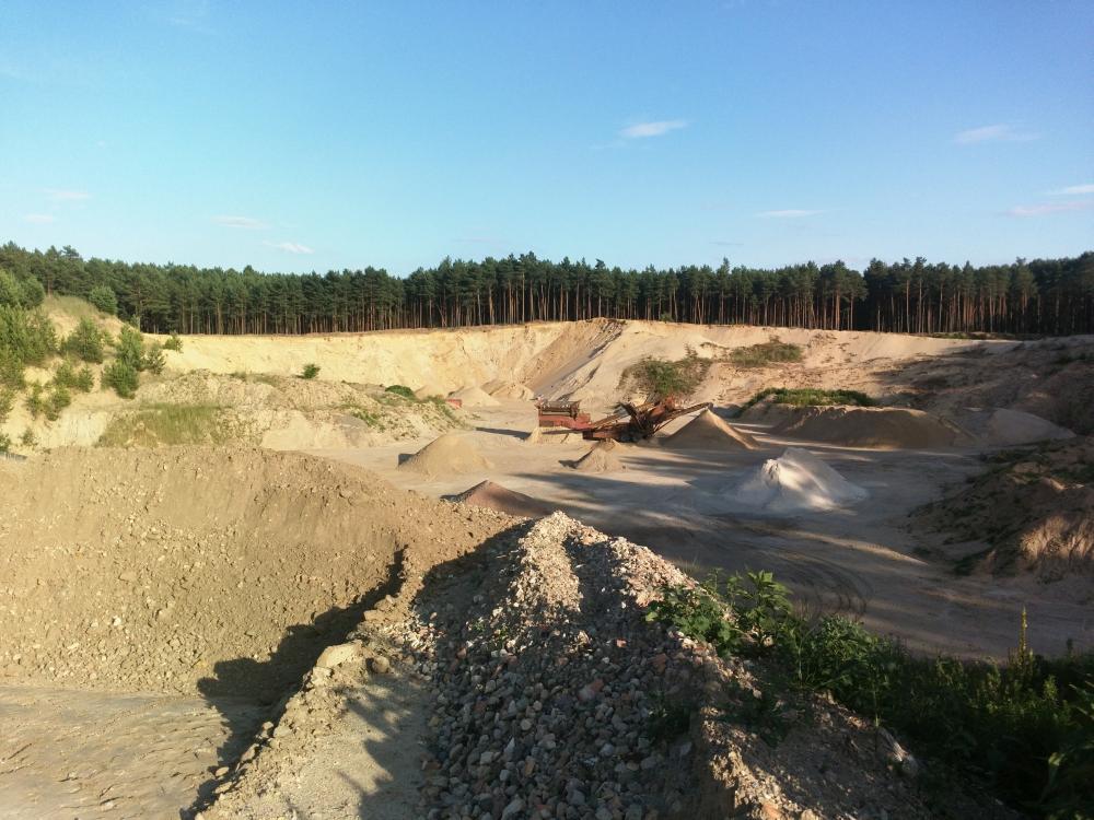 Kiesgrube Dobbrikow