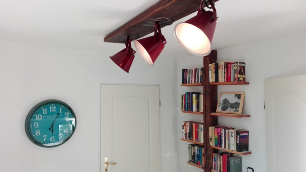 Bücherregal DIY