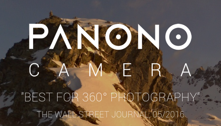 Panono 360° Kamera (Start-up Seminar)