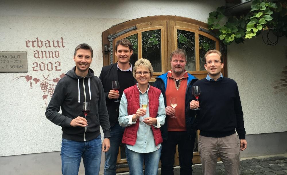 Weingut Böhme & Töchter Gleina