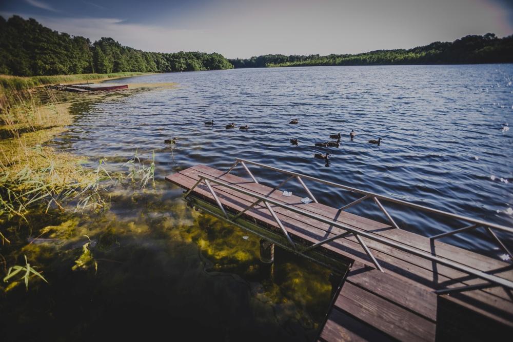 Der Bauernsee Dobbrikow