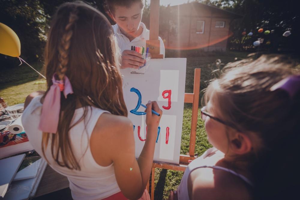 Kinderprogramm Haus am Bauernsee