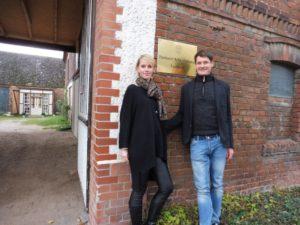Trauscheune Trauzimmer in Brandenburg am See