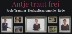 Freie Trauung Berlin Antje Kleinlein