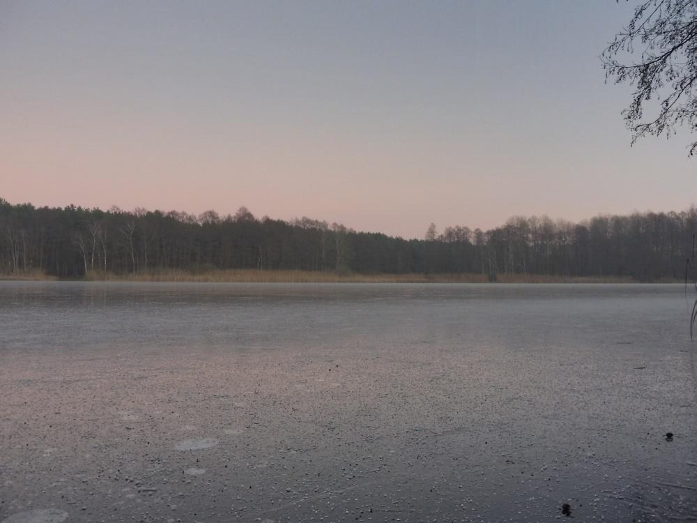 Winterlandschaft am Hintersee