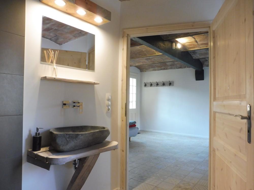 Badezimmer Mauersegler