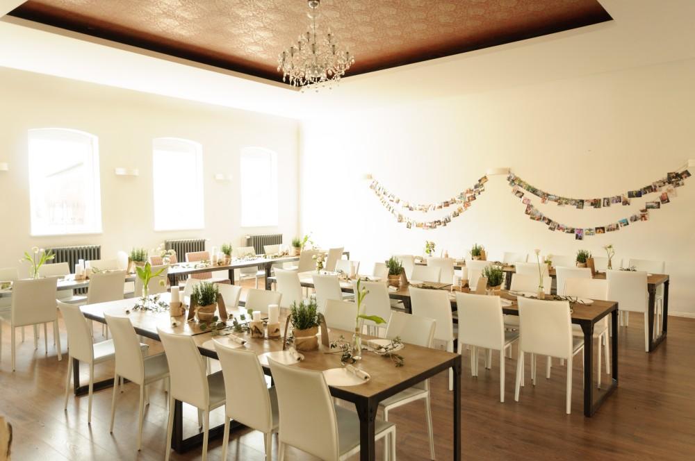 Feiern im Saal Hochzeit