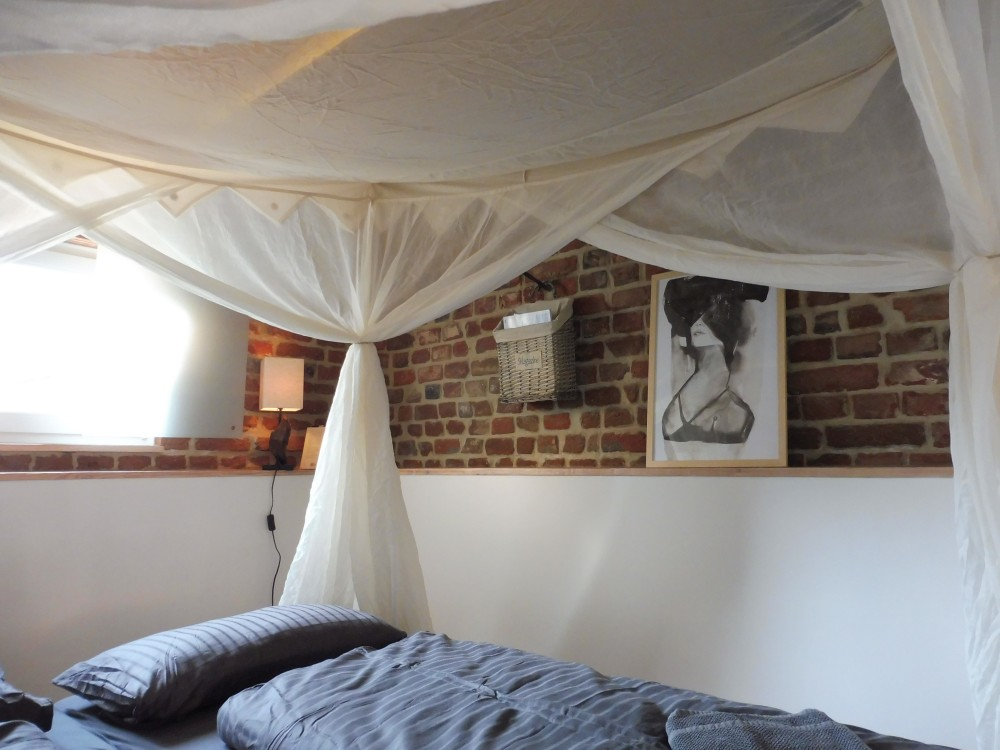 Schlafzimmer Mauersegler