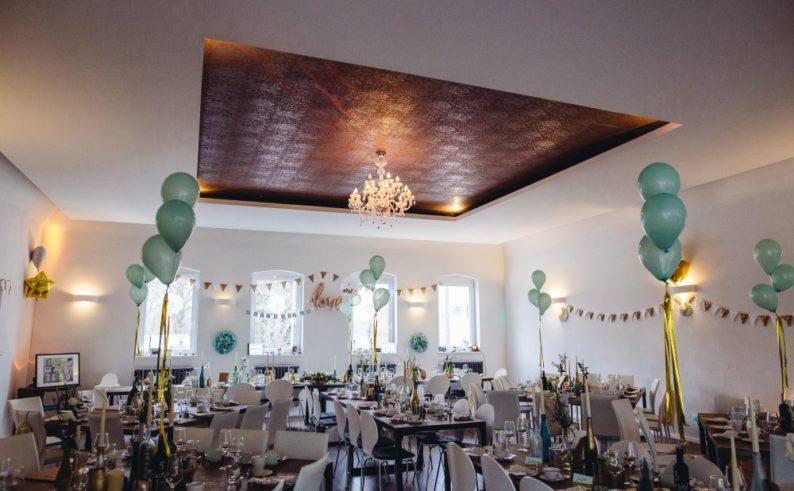 Festsaal Hochzeitslocation Brandenburg