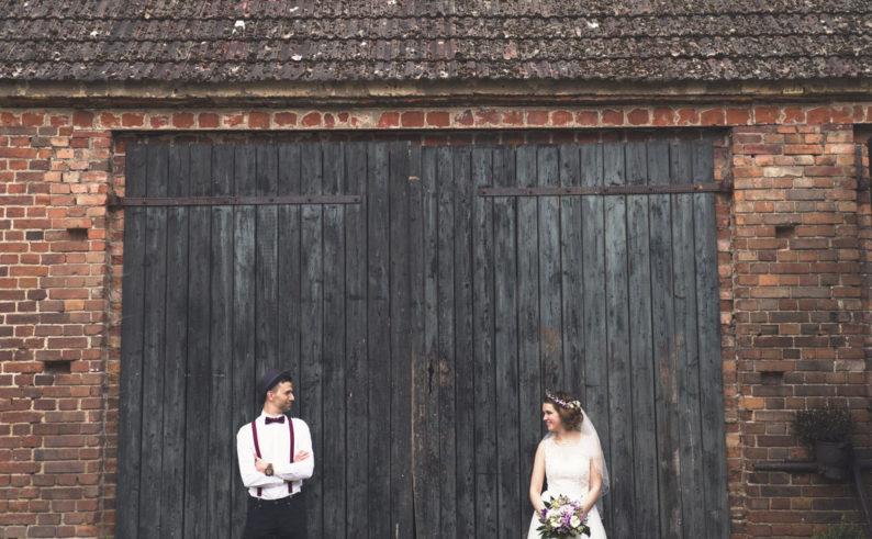 Hochzeitspaar Dobbrikow