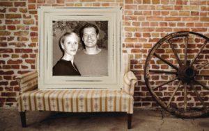 Antje und Gernot Kleinlein Portrait