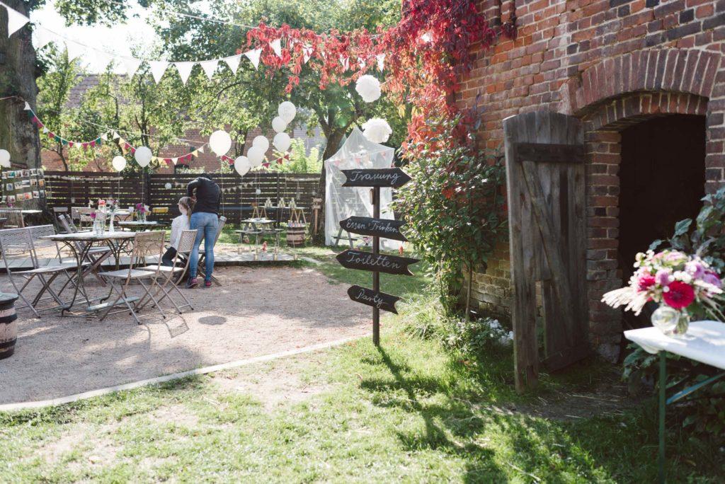 Feiern im Haus am Bauernsee