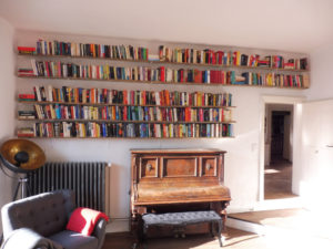 Bibliothek im Haus am Bauernsee