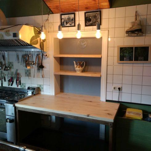 Küche Arbeitsplatte Dobbrikow