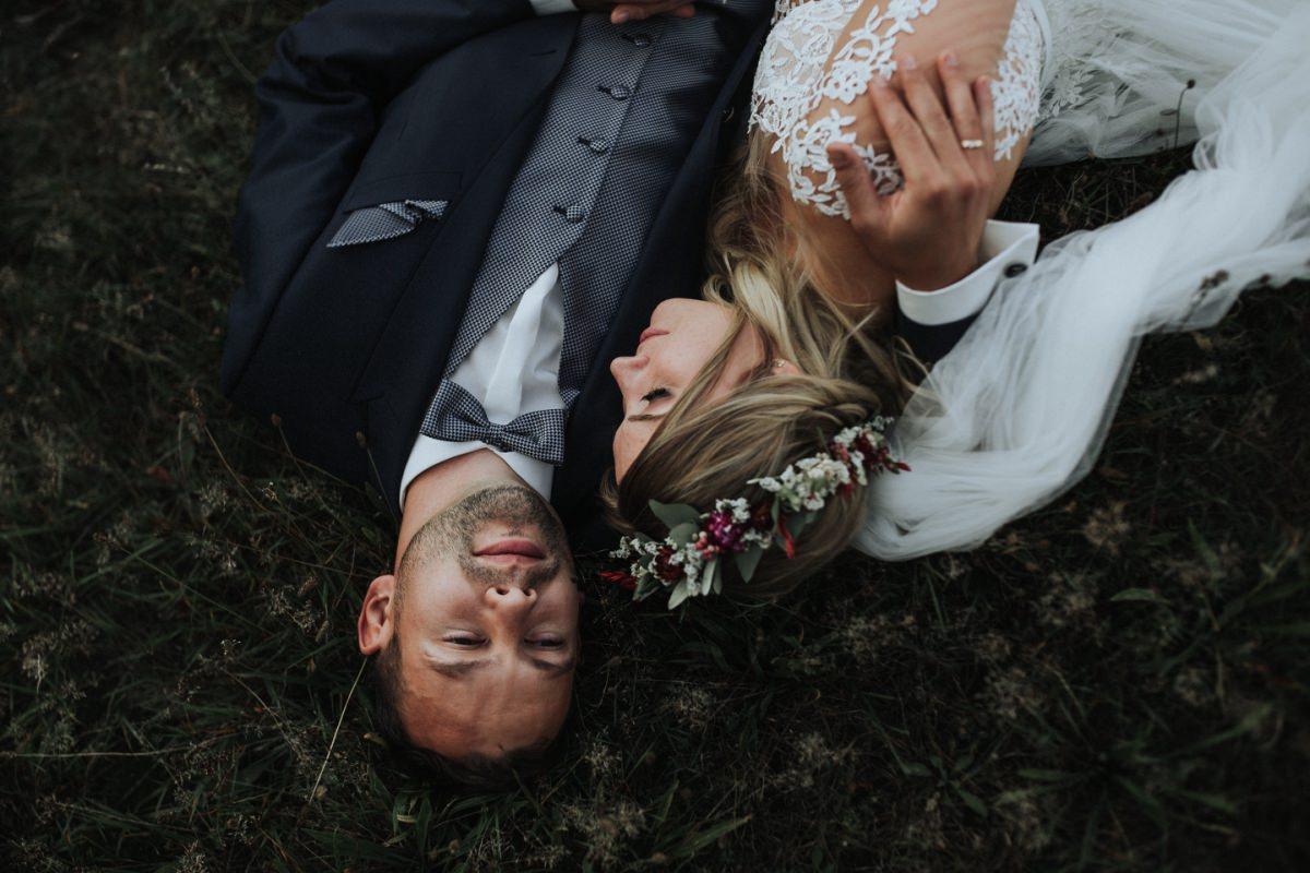 Lisa und Martin im September