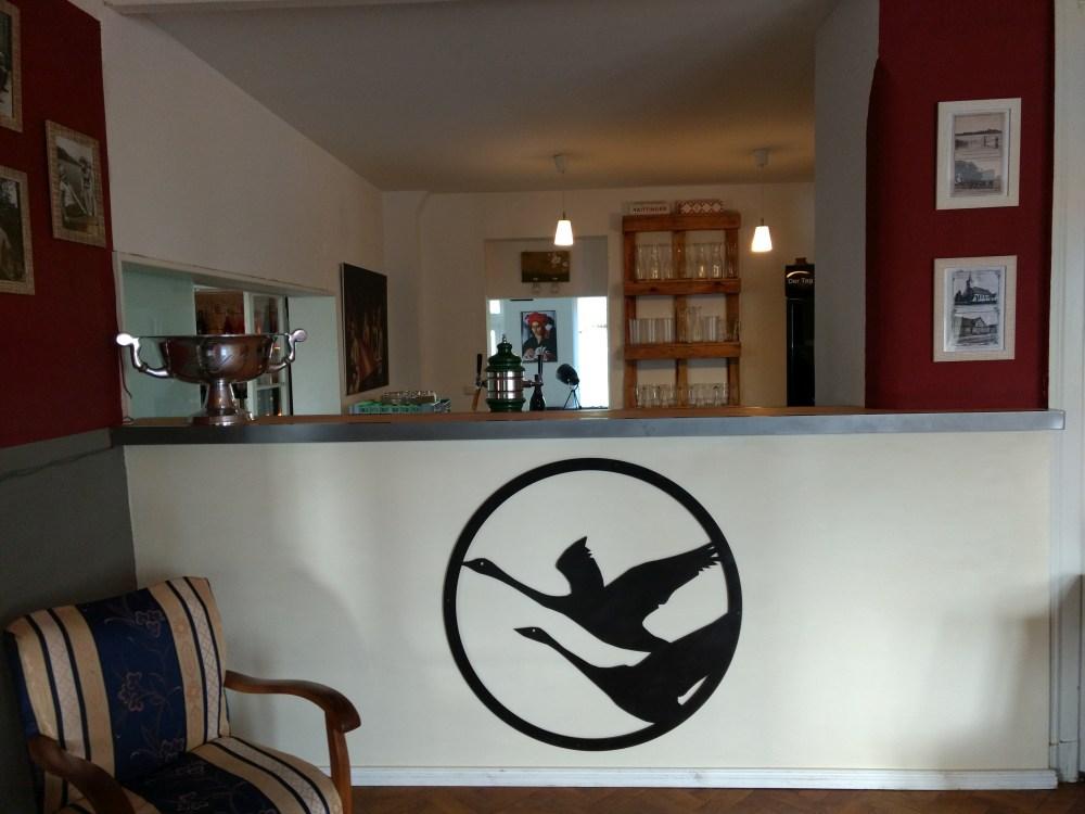 Theke Logo Haus am Bauernsee