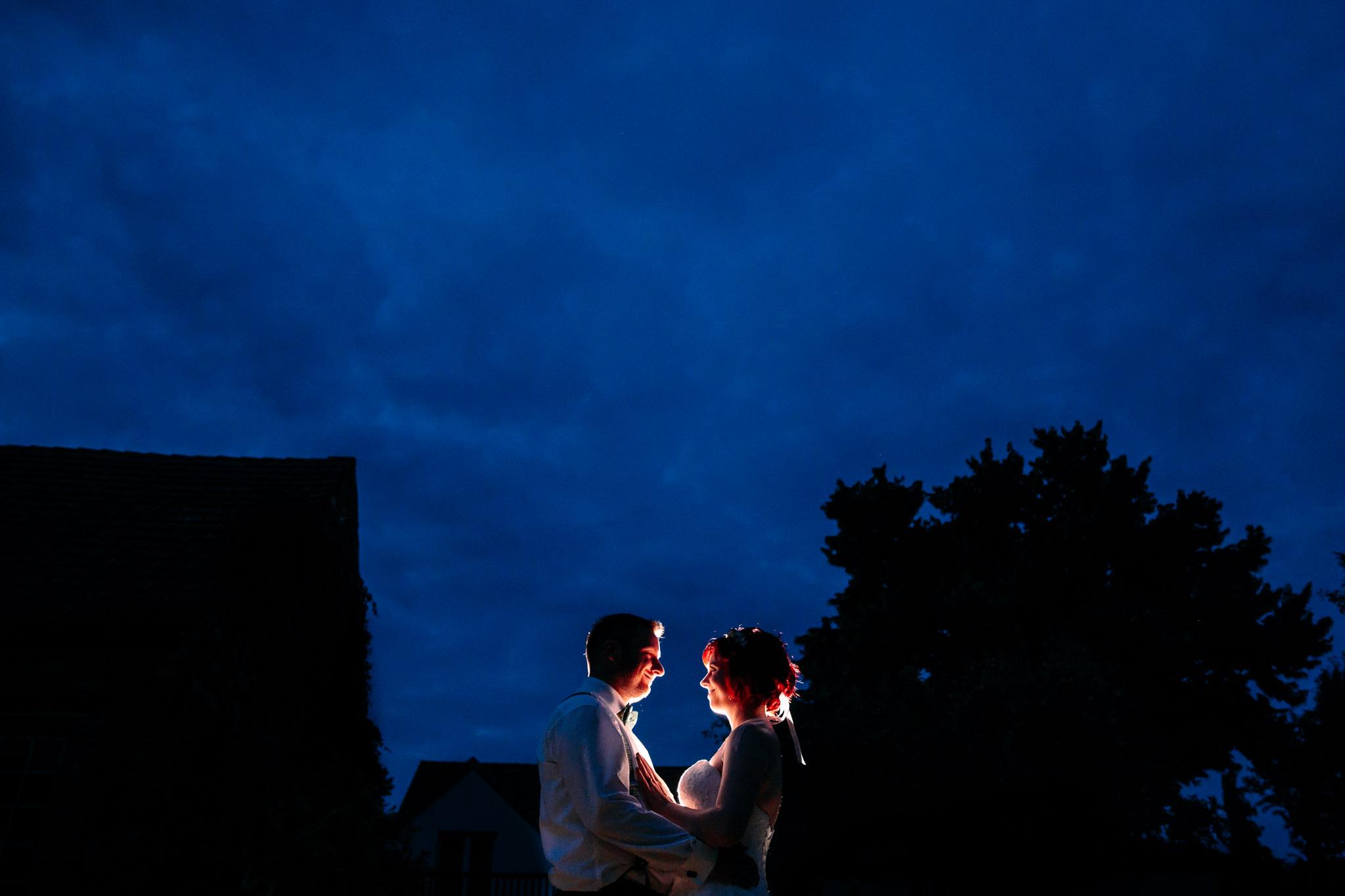 Dobbrikower Nachthimmel