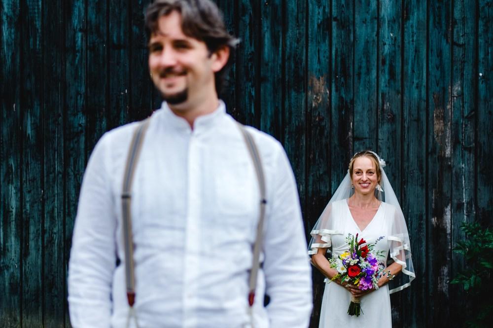 Französisch-fröhliche Hochzeit von Dörthe & Matthieu