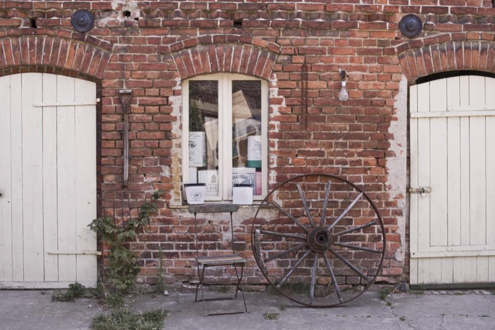 Haus am Bauernsee Räucherhäuschen