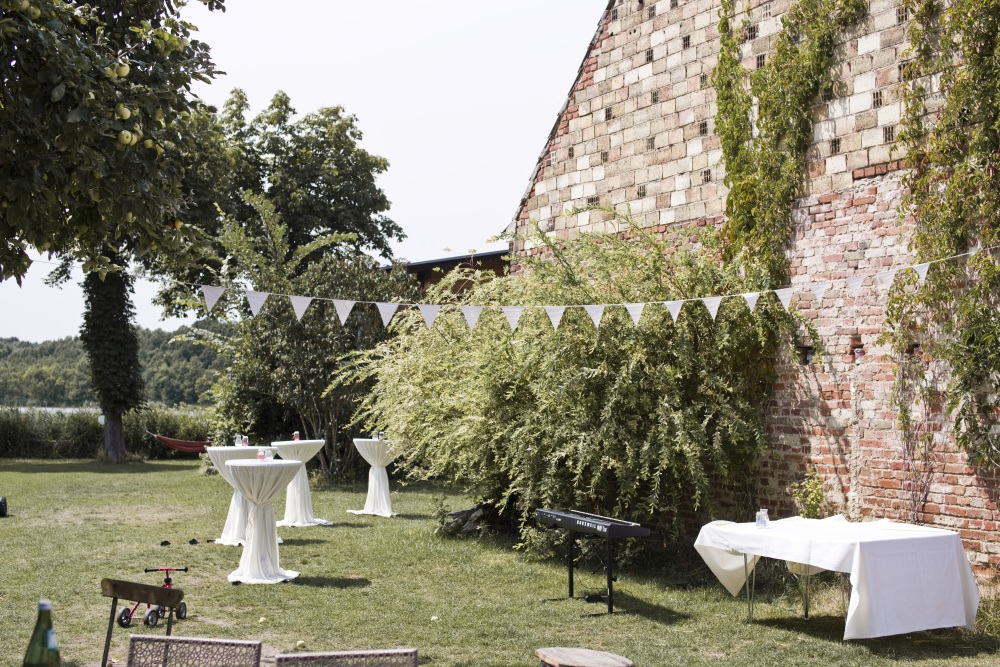 Haus am Bauernsee Dekoration