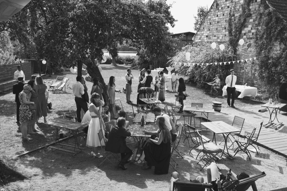 Hochzeit Gartenfeier Brandenburg