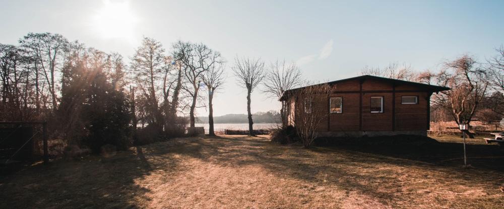 Winterhochzeit am See Brandenburg