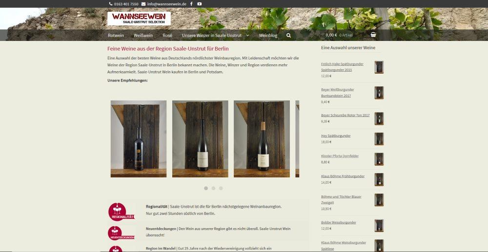 Wein kaufen Saale-Unstrut Berlin